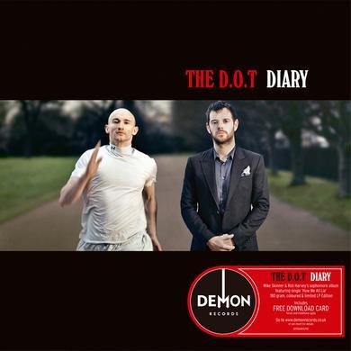 D.O.T. Diary (Limited Edition Vinyl) Heavyweight LP