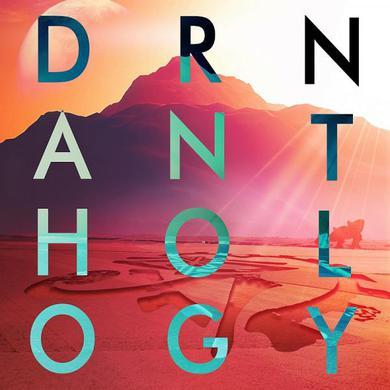 Dan Reed DRN - Anthology 2CD Album CD