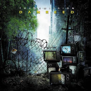 Dan Reed Transmission CD Album CD