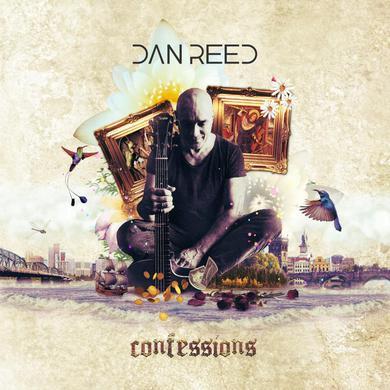 Dan Reed Confessions CD Album CD