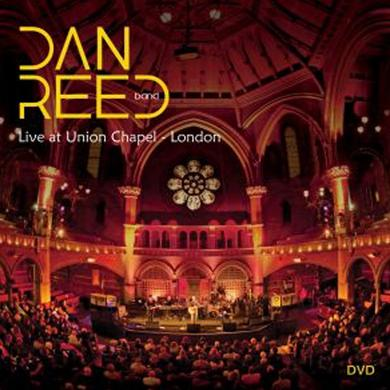 Dan Reed Live At The Union Chapel DVD DVD