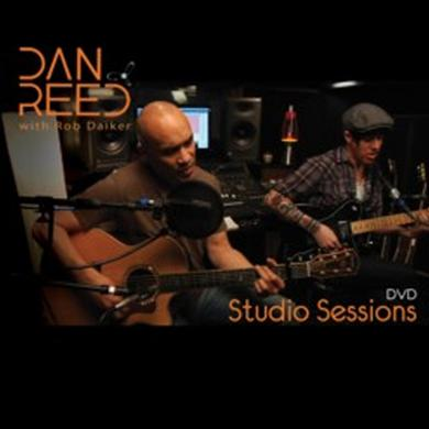 Dan Reed Studio Sessions: Live In The Studio Video DVD (Store Exclusive) DVD