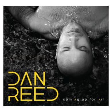 Dan Reed Coming Up For Air CD Album CD