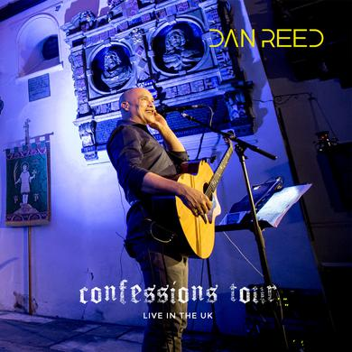 Dan Reed Confessions Tour Live in the UK DVD  DVD