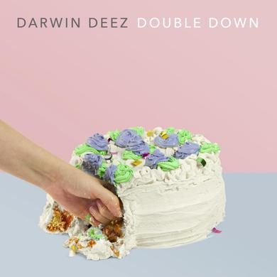 Darwin Deez Double Down Heavyweight Black Vinyl Album Heavyweight LP