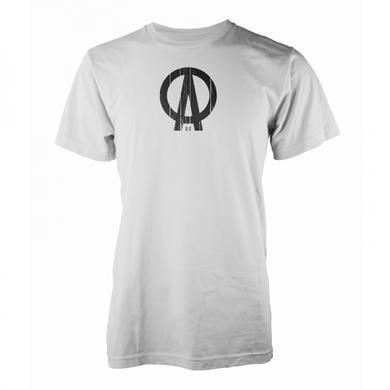 Dave Clarke DC Logo White T-Shirt