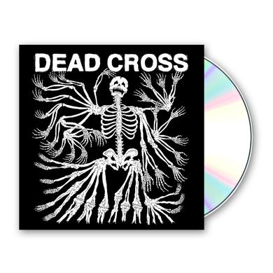 Dead Cross Digipak CD Album (with Glow In The Dark Artwork) CD