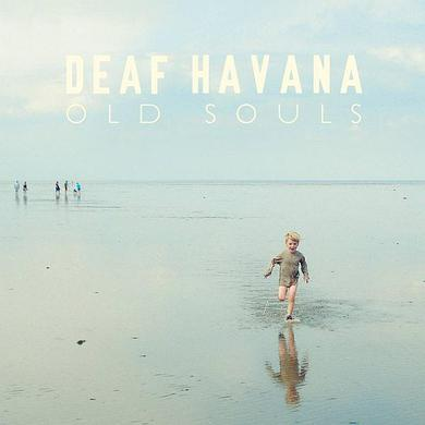 Deaf Havana Old Souls CD Album CD