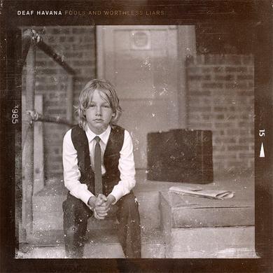 Deaf Havana Fools And Worthless Liars CD Album CD