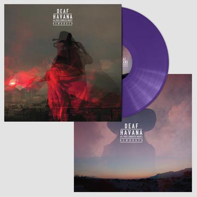 Deaf Havana All These Countless Nights - Reworked - Vinyl (Purple Vinyl) LP