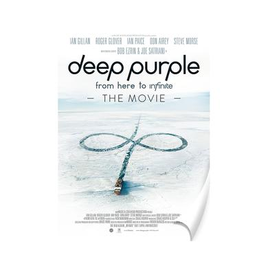 Deep Purple Movie A2 Poster