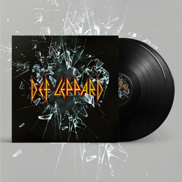 Def Leppard (Double Heavyweight LP) Double Heavyweight LP (Vinyl)