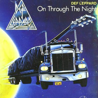 Def Leppard On Thru The Night CD Album CD