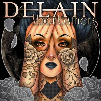 Delain Moonbathers CD Album CD