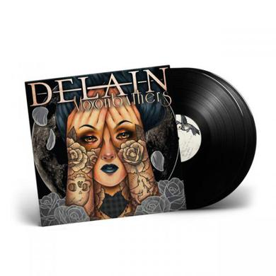 Delain Moonbathers 2LP Vinyl Double Heavyweight LP