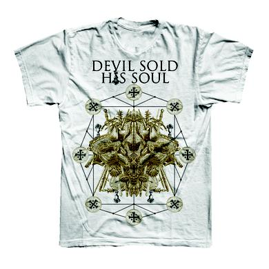 DEVIL SOLD HIS SOUL Crusader T-Shirt