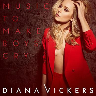 Diana Vickers Music To Make Boys Cry CD