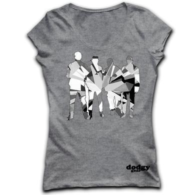 Diamond Dodgy Monochrome Skinny T-Shirt [Limited Edition]