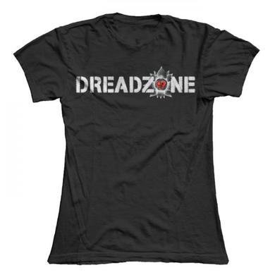 Dreadzone Ladies Black T-Shirt