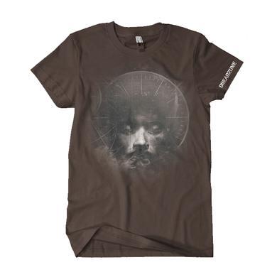 Dreadzone Dread Times Brown T-Shirt