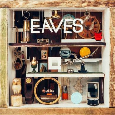 EAVES What Green Feels Like (Signed) CD