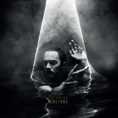Editors In Dream Gold Vinyl LP Heavyweight LP