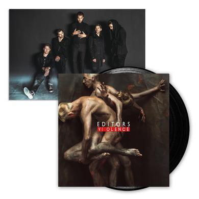 Editors Violence Vinyl LP LP