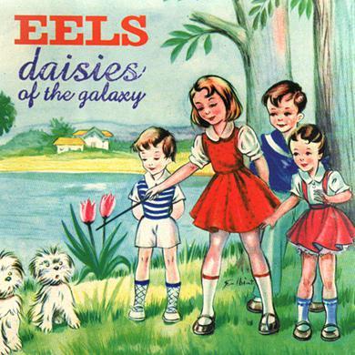 Eels Daisies Of The Galaxy CD Album CD