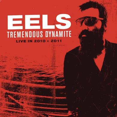 Eels Tremendous Dynamite Double Live CD Album (Exclusive) CD
