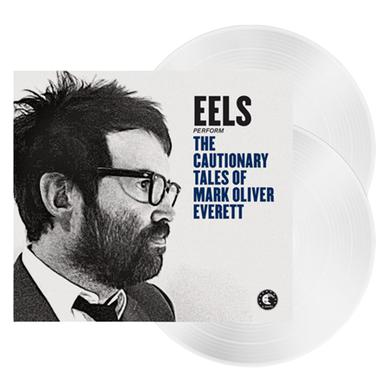 Eels The Cautionary Tales Of Mark Oliver Everett Deluxe Double Clear Vinyl Double LP
