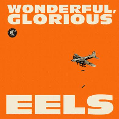 Eels Wonderful Glorious Black Vinyl Double LP
