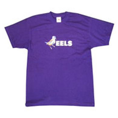 Eels Mens Purple Bird T-Shirt