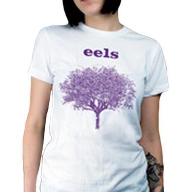 Eels Ladies Tomorrow Morning White T-Shirt