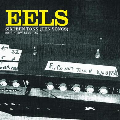 Eels Sixteen Tons (Ten Songs) 2003 KCRW Session CD Album CD