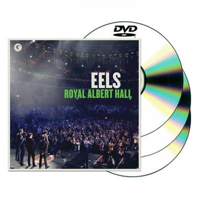 Eels Royal Albert Hall DVD + 2CD Album + Download CD/DVD