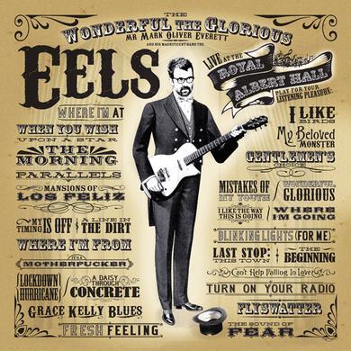 Eels Royal Albert Hall Lithograph