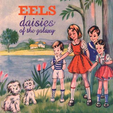 Eels Daisies Of The Galaxy LP (Back To Black Reissue) Heavyweight LP (Vinyl)