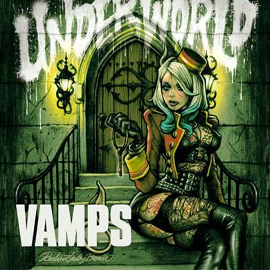 Eleven Seven Music Underworld CD Album (with Signed Booklet) CD