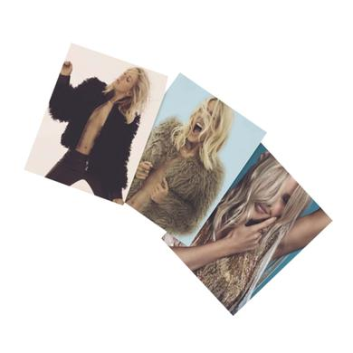 Ellie Goulding Pack of 3 Postcards