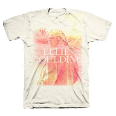 Ellie Goulding Sunset Photo T-Shirt