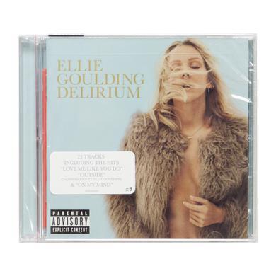 Ellie Goulding Delirium Deluxe CD CD
