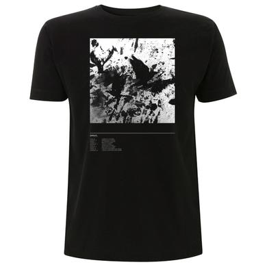 Embrace Tour Raven Black T-Shirt