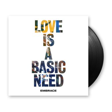 Embrace Love Is A Basic Need Gatefold Vinyl (Black Vinyl) LP