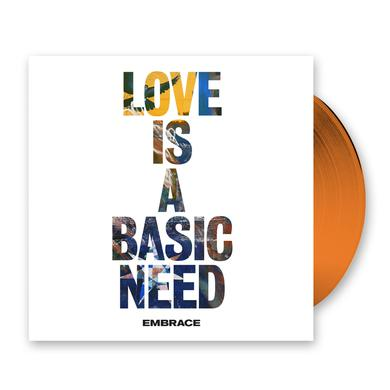 Embrace Love Is A Basic Need Gatefold Vinyl (Exclusive Coloured Vinyl) LP