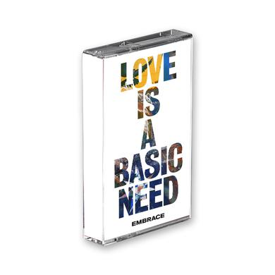 Embrace Love Is A Basic Need Cassette Cassette