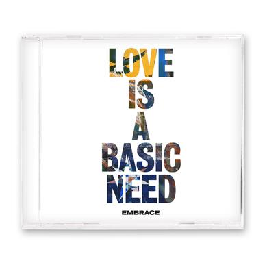 Embrace Love Is A Basic Need CD Album (Free UK Postage) CD
