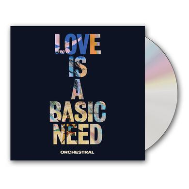 Embrace Love Is A Basic Need: Orchestral CD Album (Signed) CD