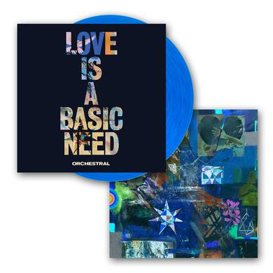 Embrace Love Is A Basic Need: Orchestral Ltd Edition Coloured Vinyl LP (Signed) LP