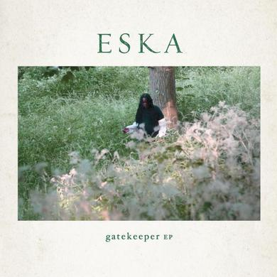 ESKA Gatekeeper EP CD (Signed) CD (Vinyl)