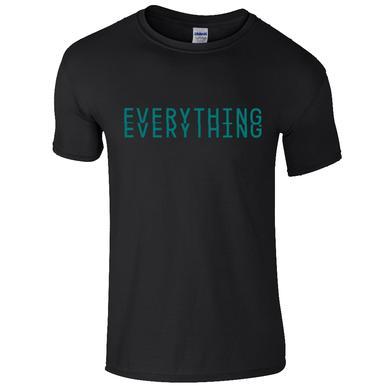 Everything Everything Black Logo T-Shirt